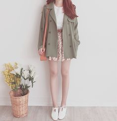 korean-fashion, girl, fashion, outfit, k-fashion, cute, kfashion, too skinny