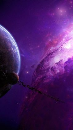 """Article - """"Alien Planets May Not Need Big Moons to Support Life"""" and Rare Space-Art Gallery"""