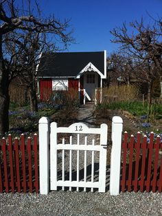 Beautiful nordic cottage spring!
