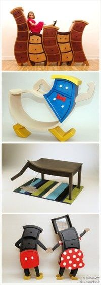 Unique Furniture - Disney furniture