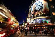 Ver Les Misérables en Londres.