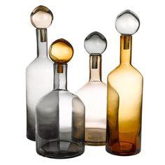 Bubbles & bottles chic mix set4