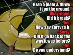 Pois... o <3 quebrado muitas vezes também não volta a ser o mesmo... :-(