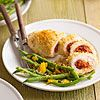 Grilled or pan-seared, stuffed chicken breasts are elegant but quick meals. Filled with artichokes or sundried tomato-goat cheese, these easy stuffed chicken breasts make dinner guests smile at tasti...see more
