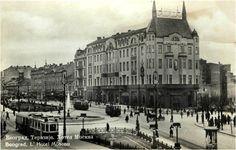 Belgrade 19324 - Hotel Moskva
