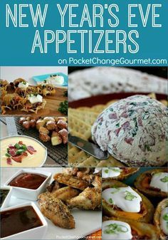 New Year's Eve Appetizers