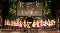 """Rhythm of the Dance"" @ Balboa Theatre (San Diego, CA)"