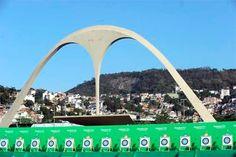 Sambódromo do Rio sedia Desafio Internacional de Tiro / Com participação de 30 países, evento tem finais individuais femininas e masculinas marcadas para os dias 21 e 22