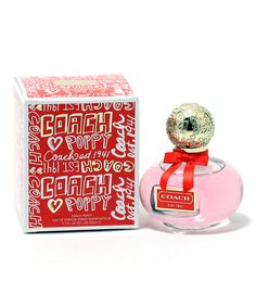 Look at this Coach Poppy Eau De Parfum - Women on #zulily today!