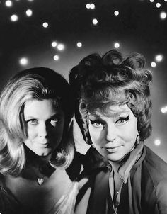 BEWITCHED: SAMANTHA & ENDORA
