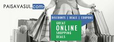 more shopping discounts