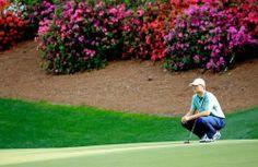 Jordan Speith 2014 Masters