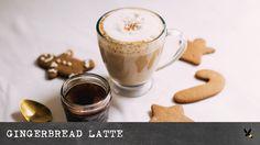 Gingerbread Latte - COFFEE BREAK SERIES - HoneysuckleCatering