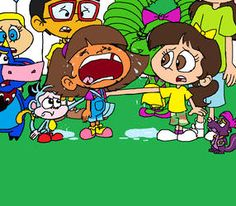 84bf5387b7 506 Best Barney and Dora images in 2019