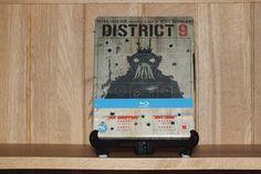 British District 9 blu-ray steelbook