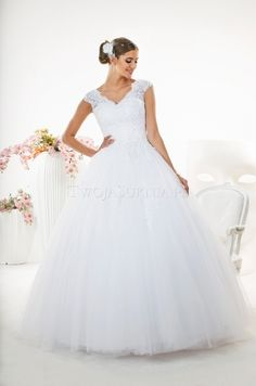 Relevance Bridal - Beverly - White Butterfly