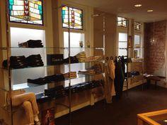 Onze winkel Max Dohle Mode op de Gentsestraat 44 in Scheveningen