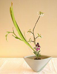 Ikebana – Wikipédia, a enciclopédia livre …