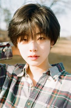 Populer Cute Korean Hairstyle For Short Hair 87 Images Korean Hairstyle Girl Short Hair, Popular Ideas! Tomboy Hairstyles, Cool Short Hairstyles, Trendy Haircuts, Short Haircuts, Korean Short Hairstyle, Korean Hairstyles, Tomboy Haircut, Asian Haircut Short, Korean Bangs