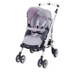 Poussette naissance Loola Up de Bébé Confort : ultra compacte et confortable