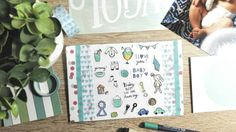 Handmade products - The good vibes spreaders by ByNoona Happy Planner, Good Vibes, Are You Happy, Baby Boy, Stickers, Creative, Handmade, Etsy, Hand Made