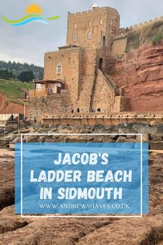 Jacobs Ladder is a mixture of sand and shingle.Great for families especially at low tide when the sandy area is more exposed, it's perfect for anyone wishing to explore the rockpools. Sidmouth offers stunning views of the coastline in both directions and this side of the beach allows dogs but please check for up to date rules. Dog Friendly Holidays, Jurassic Coast, Jacob's Ladder, Fun Days Out, Holiday Park, Pebble Beach, Stunning View, Dog Walking, World Heritage Sites