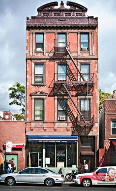 177 Atlantic Avenue (1880-1899), Brooklyn Heights, New York