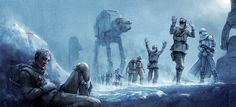 Aftermath of the Battle of Hoth