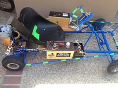 Picture of Electric Arduino Go-kart