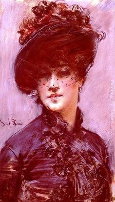 Giovanni Boldini (1845 -1931)Италия-Франция