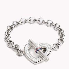 Heart Bracelet #TommyHilfiger
