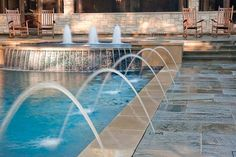 A custom swimming pool sets the stage for the true enjoyment of outdoor living, especially in the Houston climate. Swimming pool designers are one of the stage managers to help make your dream setting, however simple or elaborate, a reality.