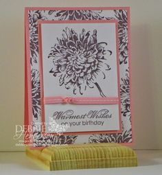 Stampin' Up! Blooming with Kindness. Debbie Henderson, Debbie's Designs