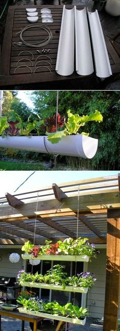 DIY Outdoor Vertical Garden  Micoleys picks for #GreenOutdoors www.Micoley.com