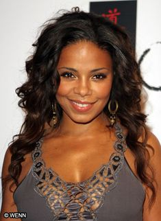 Sanaa Lathan - A few people said I look like her (of course I don't believe it) . - Sanaa Lathan – A few people said I look like her (of course I don't believe it) and it has caus - Black Actresses, Sanaa Lathan, Black Celebrities, Celebs, Ebony Beauty, Black Beauty, Ebony Women, Beautiful Black Women, Beautiful Ladies