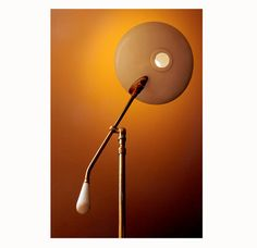 Unique Lighting ,Mid Century Modern Floor Lamp,Gerald Thurston,Lightolier, Flying Saucer,Atomic,Eames Era,A Vintage Beauty