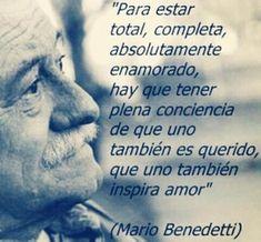 Mario Benedetti, poeta, uruguayo