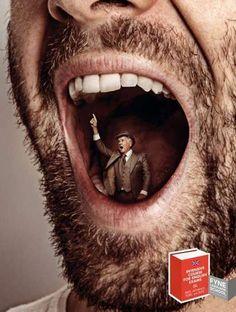 Anuncios con bocas http://www.marketingdirecto.com/actualidad/publicidad/por-la-boca-muere-la-creatividad-25-anuncios-bocazas-pero-ingeniosos/ -14