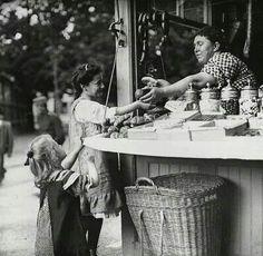 1909 im wiener Prater