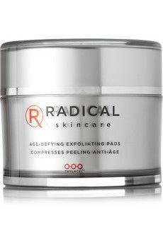 Radical Skincare Age-Defying Exfoliating Pads - 60 Pads   NET-A-PORTER