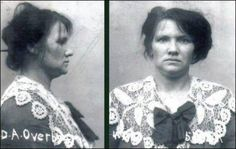 8 Sensational Female Murderers from History