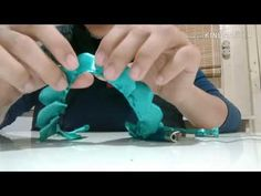 Como fazer rosa com fita de cetim - YouTube Fabric Flowers, Paper Flowers, Diy Hair Bows, Fabric Paper, Ribbon Embroidery, Love Gifts, Diy Hairstyles, Projects To Try, Make It Yourself