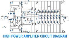 102 Best Amplifiers Diy images in 2019 | Audio amplifier
