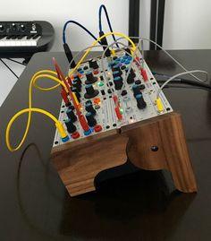 MATRIXSYNTH: Buchla LEM4 Snoopy Modular Synthesizer