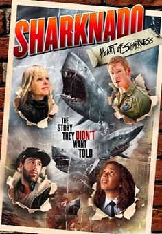 Sharknado: Heart of Sharkness - YouTube