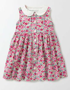 Nostalgic Woven Dress 33544 Special Occasion Dresses at Boden Cotton Frocks For Kids, Frocks For Girls, Toddler Girl Dresses, Little Girl Dresses, Girls Dresses, Vintage Baby Dresses, Dresses Dresses, Kids Frocks Design, Baby Frocks Designs