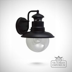 Buy Shipton Wall Lantern Outdoor Wall Lights Black Exterior Wall Lantern In Traditional Style