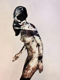 Carli Hermès / Reflections serie/ Shade Galerie Pien Rademakers / Amsterdam