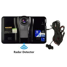 127.84$  Watch here - http://alip90.worldwells.pw/go.php?t=32553362249 - New 7 inch GPS Navigation Android DVR Rear View Dual Camera Radar Detector 16G Full HD1080P Car GPS Video Recorder WiFi Internet 127.84$