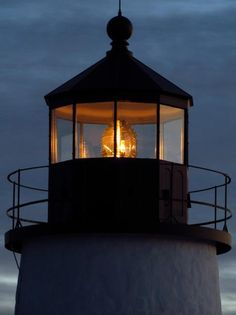 Guiding Light - famous lighthouse